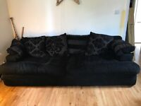 DFS large sofa
