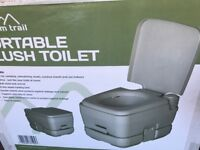 Freedom Trail Portable Flush Toilet