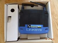 LINKSYS Broadband Router NEW