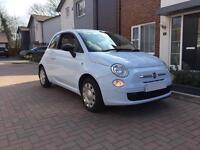 2008 08 Fiat 500 POP 1.2 only £30 Tax, 12 months mot, just serviced