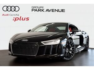 2017 Audi R8 5.2 V10 PLUS ! NOUVEL ARRIVAGE !