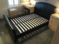 *** 4ft6 DOUBLE BED FRAME ***