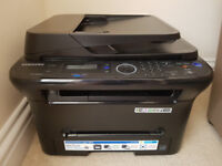 Samsung SCX-4263FW Wi-Fi Laser Printer Scanner Copier Fax Working in Lovely Condition New Full Toner