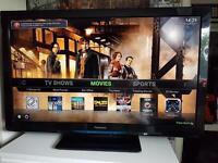 Panasonic 42 inch LCD hd tv