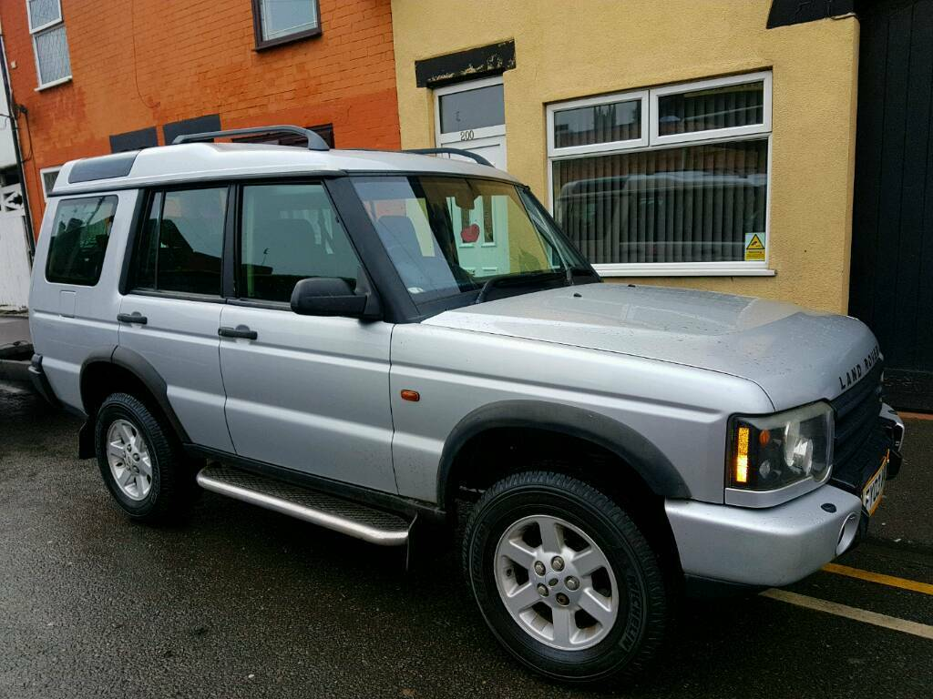 2003 (53) LANDROVER DISCOVERY 2 GS SPEC TD5 2.5 DIESEL, NICE 4X4, 7 SEATER!