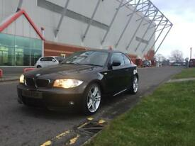 Bmw 1 series 120d coupe black 2011