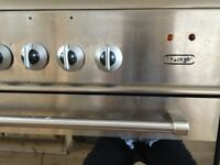 Delonghi ESS 601 Cooker - 4 Ring Electric Hob Cooker & Single Oven *ONE ISSUE*