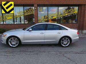 2013 Audi A6 3.0T Premium NAV, PUSH BUTTON