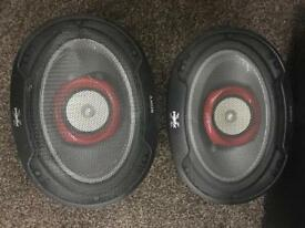 Sony 6x9 speakers - 220 watts