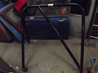 CLASSIC MINI REAR ROLL CAGE HEAVY DUTY EXCELLENT CONDITION