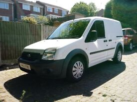 FORD Transit Connect SWB low roof 1.8 Diesel Van With FullL MOT .