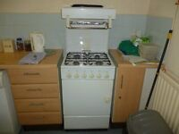 Gas Cooker-Self Cleaning Oven