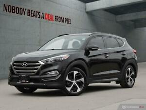 2016 Hyundai Tucson Ultimate*Cooled Leather*Lane Depart*Top-of-t