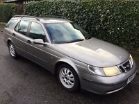 2004 SAAB 9-5 LINER TDI , DIESEL , ONE OWNER FROM NEW , 5 DOOR