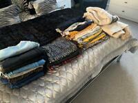 26 plus size items of ladies clothing.