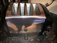 Dualit 4 Slice Toaster - Matte Black