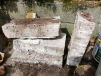 Used Cement blocks- FREE