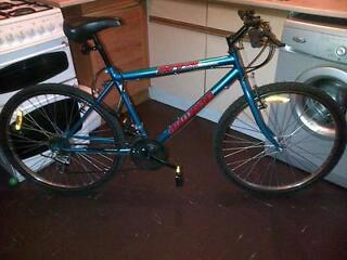mens, CHALLENGER MTB. EXCELLENT CONDITION. RARELY BEEN USED.