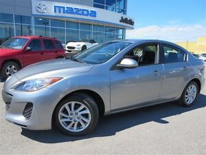 2012 Mazda MAZDA3 GS-SKY **  DEMARREUR A DISTANCE ** BLUETOOTH *
