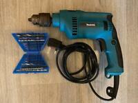 650watt Electric Makita HP1620 Drill For Sale