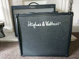 Hughes and Kettner amp - Blue 30DFX edition