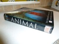 ANIMALS reference book. Large, very heavy. By Dorling Kindersley