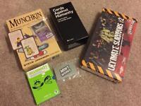 Munchkin Card/Board Game