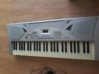 Acoustic solutions MK-2054 keyboard