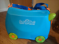Brand new Trunki. Great Christmas present for up to age 6. Gatley area. Only £15