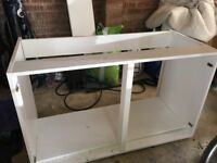 Kitchen cabinet (no doors)