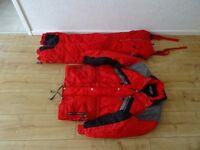 EMP ASPEN ski jacket and ski pants ( trousers ) - as new