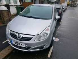 VAUXHALL CORSA 1.3 DIESEL MANUAL QUICK SALE