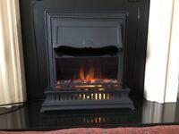 Electric Fire - Freestanding Goppa CAS1-Castille