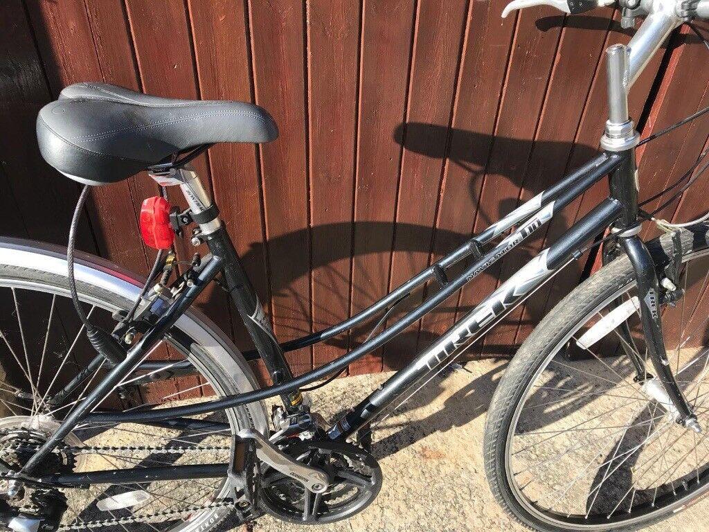 Ladies Bike - Trek Navigator T10   in Malmesbury, Wiltshire   Gumtree
