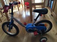 Boys bike 3-5 year old