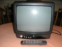 14 ins Colour TV with Remote Control