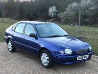 STUNNING TOYOTA COROLLA GS 1.3 AUTO (only 23k Miles) EXCELLENT CONDITION!! MUST SEE!!