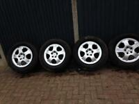 "17"" Mercedes ML Alloy wheels"