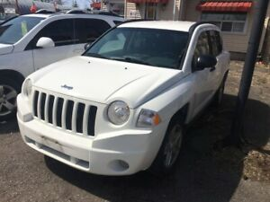 "2008 Jeep Compass """" Dealer trade in special """""