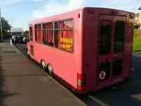 Motohome (ex bus)
