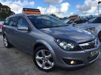 2007 57 Vauxhall Astra 1.9 CDTI SRI 150 ESTATE - 105K Miles - Service History - FREE WARRANTY