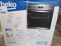 Beko oven brand new in box