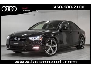 2015 Audi S4 PROGRESSIV BLACK OPTICS 19PCS ROTOR