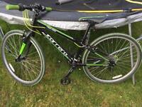 Carreras Abyss Hybrid Bike