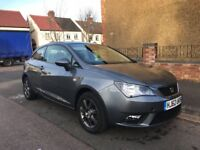 SEAT IBIZA 2013/VW POLO-15K FROM NEW VERY LOW MILLAGE-12 MONTHS MOT-PERFECT LITTLE CAR