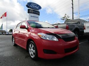 2010 Toyota Matrix XR | | 5-SPEED |