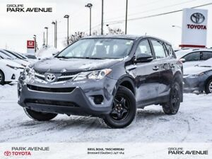 2015 Toyota RAV4 LE BASE+AWD+CRUISE CONTROL+BLUETOOTH