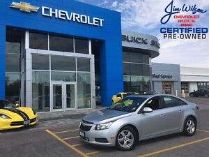 2012 Chevrolet Cruze LT Turbo SUNROOF AUTO AIR!!!