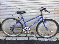 Raleigh Calypso ladies mountain bike