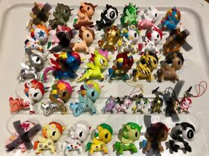 Kidrobot Collections, Tokidoki, Unicorno, Dunny